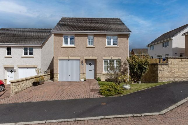 4 bed detached house for sale in 14 Brock Bank, Tweedbank, Galashiels TD1