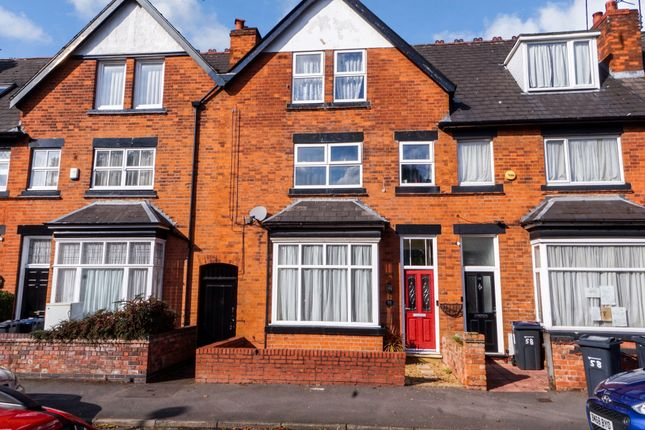 Thumbnail Terraced house for sale in Florence Road, Wylde Green, Sutton Coldfield