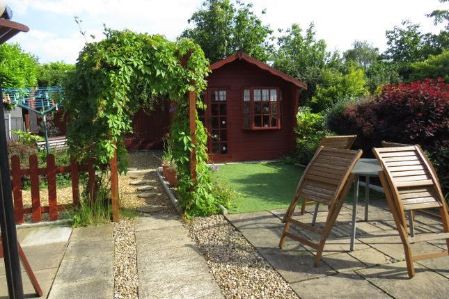 Garden of Gressel Lane, Birmingham B33
