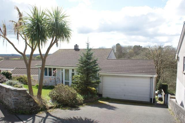 Thumbnail Detached house for sale in Liskeard, Cornwall
