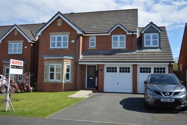 Thumbnail Detached house to rent in Hogarth Drive, Prenton