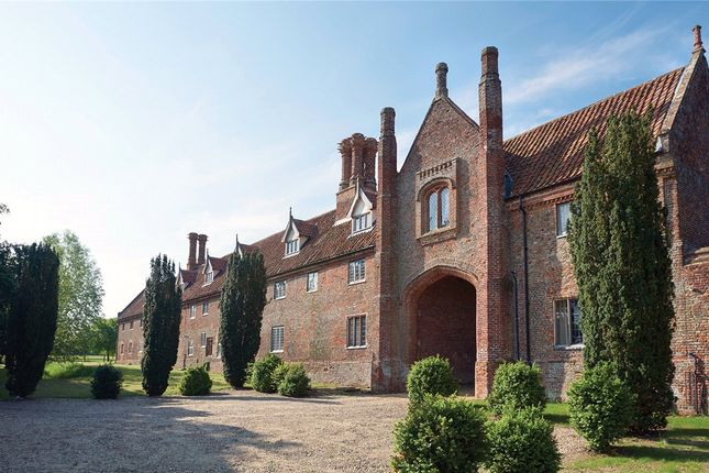 7 bed property for sale in Hales Hall Lane, Hales Green, Norwich, Norfolk NR14