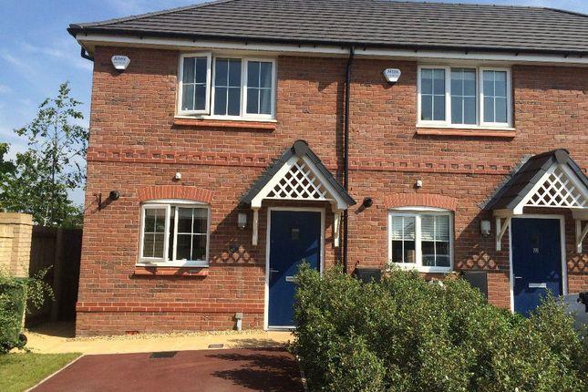 Thumbnail Town house to rent in Stephenson Grove, Rainhill, Prescot