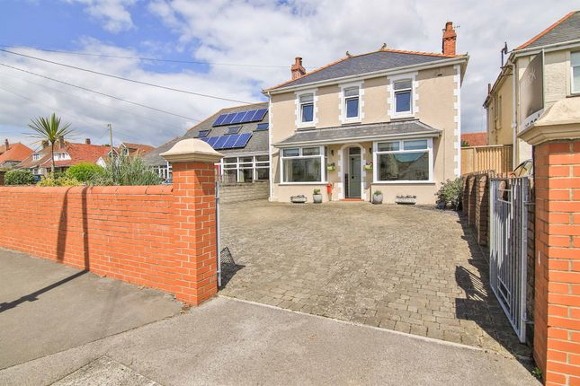 Thumbnail Detached house for sale in West Road, Nottage, Porthcawl