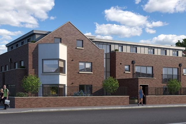 Thumbnail Flat for sale in Frome Valley Road, Frenchay, Bristol