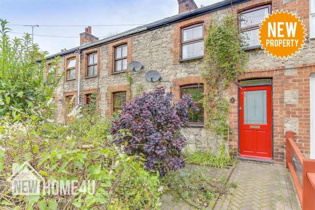 Thumbnail Terraced house for sale in Denbigh Road, Hendre, Mold