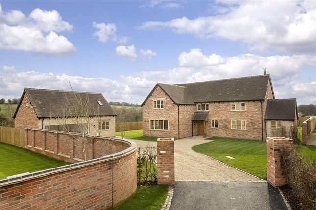 Thumbnail Detached house for sale in Compton Fields, Combrook, Warwick
