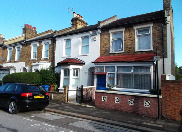 Thumbnail End terrace house for sale in Goodrich Road, East Dulwich