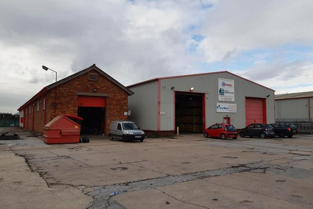 Thumbnail Light industrial to let in Unit 6, Foster Street, Hull, East Yorkshire