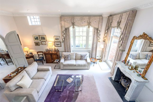 Thumbnail Terraced house for sale in Melbury Road, Holland Park, London