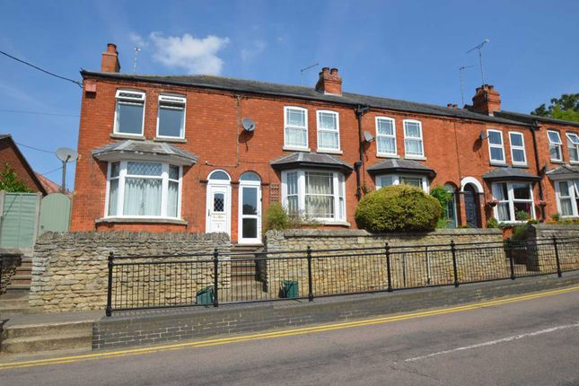 Thumbnail Terraced house to rent in West Street, Stanwick, Wellingborough