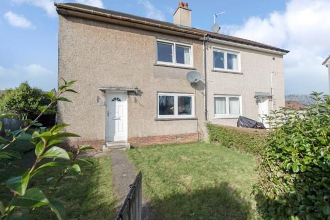 2 bed semi-detached house for sale in Durward Crescent, Paisley, Renfrewshire PA2