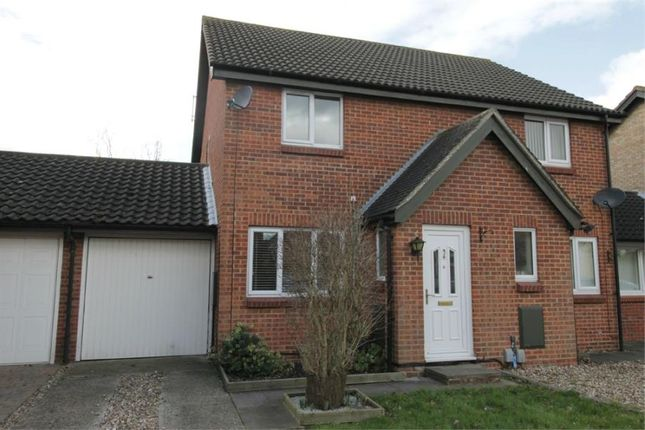 2 bed property to rent in Centaury Close, Stanway, Colchester, Essex CO3