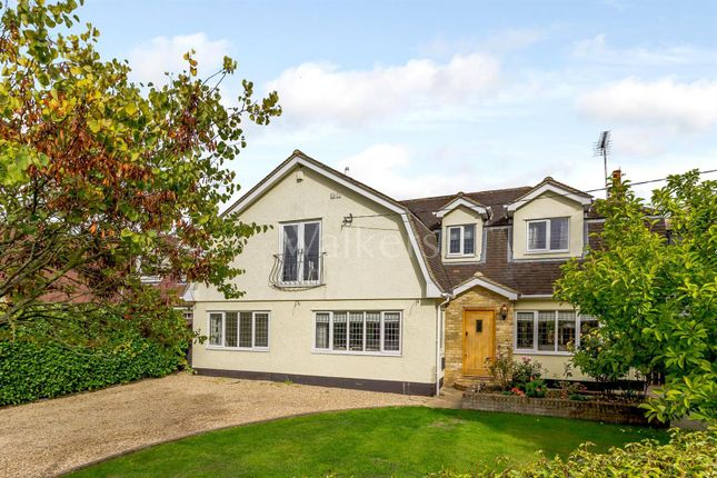 Thumbnail Detached house for sale in Swan Lane, Kelvedon Hatch, Brentwood