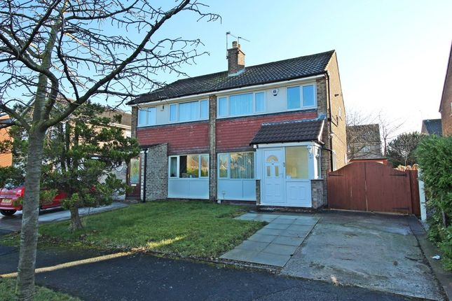 3 bed semi-detached house for sale in Birkdale Drive, Alwoodley, Leeds