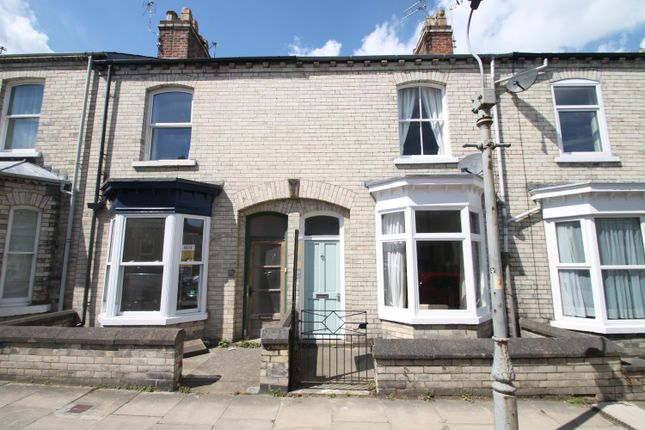 Thumbnail Terraced house for sale in Scott St, York
