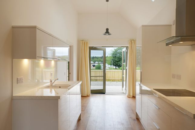 Thumbnail 2 bed detached bungalow to rent in The Glebe, By Beauly