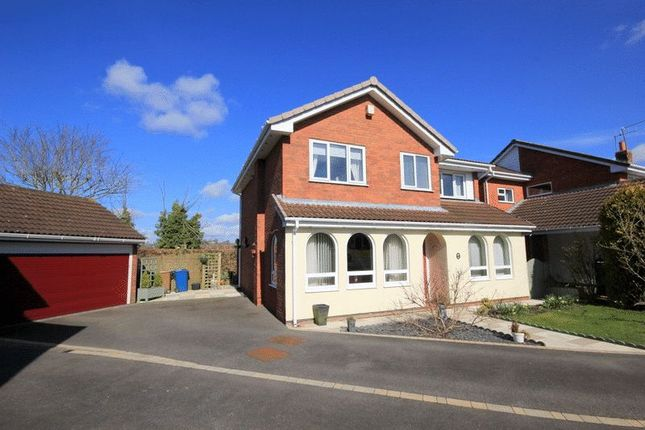 Thumbnail Detached house for sale in Oakleigh Court, Stone
