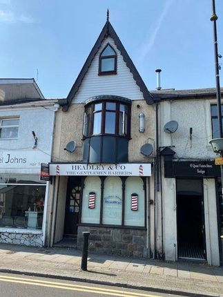 Thumbnail Studio for sale in Queen Victoria Street, Tredegar