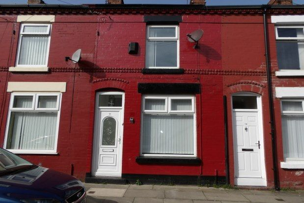 Thumbnail Property to rent in Ronald Street, Liverpool