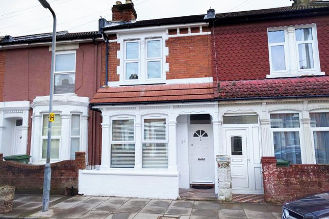 Thumbnail Semi-detached house to rent in Mafeking Road, Southsea