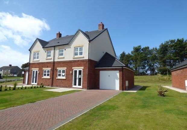 Thumbnail Semi-detached house for sale in Plot 2 Ennerdale, Harvest Park, Silloth, Wigton