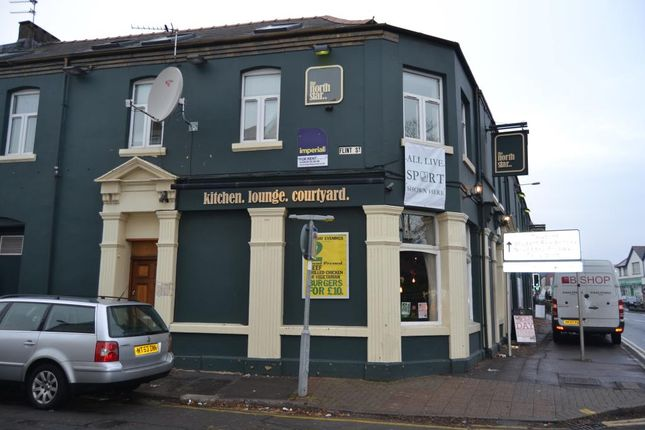 Thumbnail Flat to rent in 131, North Road, Cathays, Cardiff, South Wales