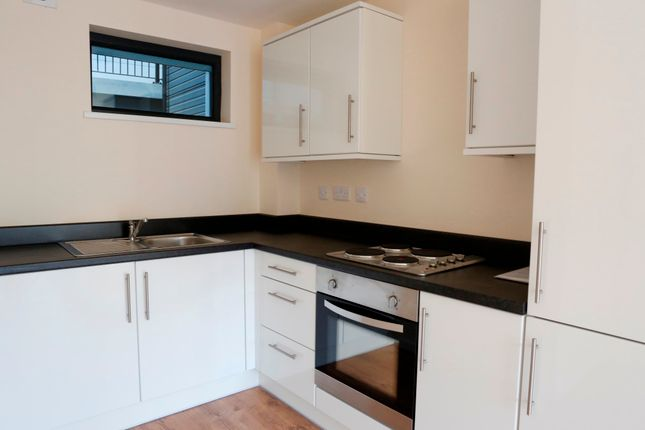 Thumbnail 1 bed flat for sale in City Tower, Watery Street, Sheffield