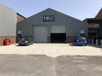 Thumbnail Light industrial to let in Units 10 & 11, Lynx House, Brinwell Road, Blackpool, Lancashire