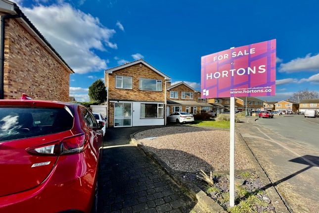 3 bed detached house for sale in Shirley Drive, Leicestershire, Syston LE7