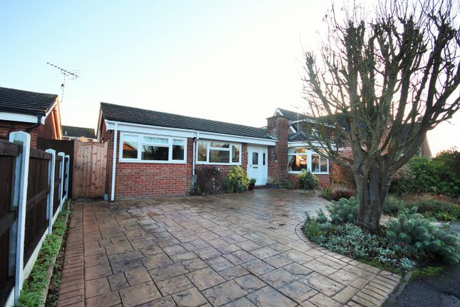 Thumbnail Bungalow for sale in Delamere Road, Colchester