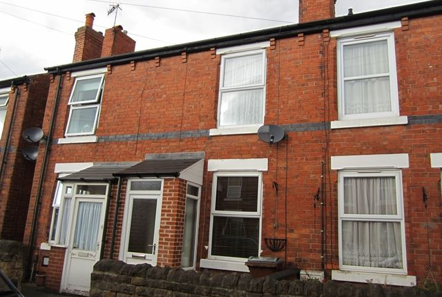 Thumbnail Terraced house to rent in Acton Avenue, Bulwell, Nottingham
