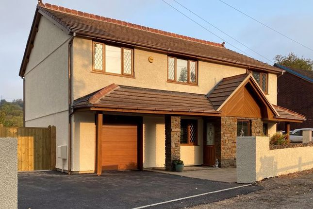 Thumbnail Detached house for sale in Swn Y Nant, Vale View, Neath