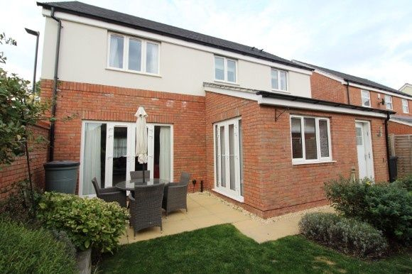 Thumbnail Detached house to rent in Royal Wilding Place, The Furlongs, Hereford
