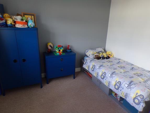 Bedroom Two of Farnborough Road, Clifton, Nottingham, Nottinghamshire NG11