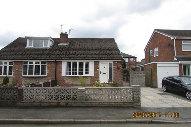 Thumbnail Bungalow to rent in Martin Close, Denton