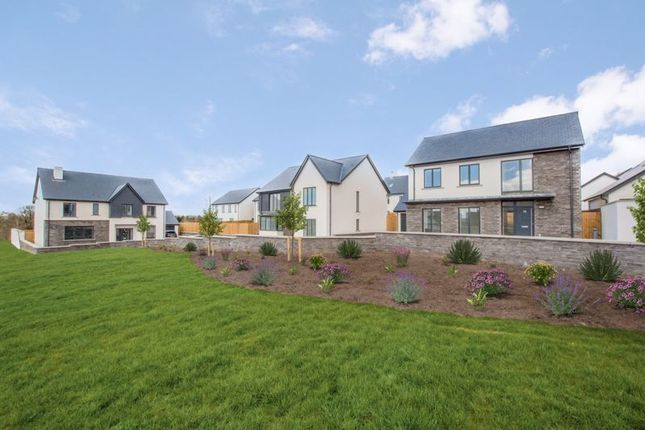 Thumbnail Detached house for sale in Plot 51, Cottrell Gardens, Sycamore Cross, Bonvilston, Vale Of Glamorgan