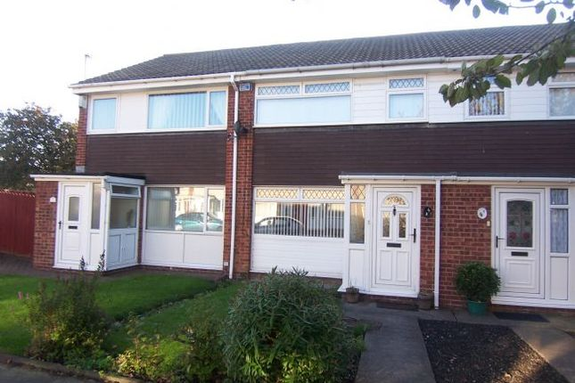 Thumbnail Property to rent in Addington Drive, Blyth