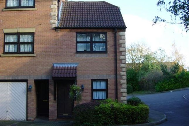 Thumbnail Terraced house to rent in Beech Court, Rugby, Warwickshire
