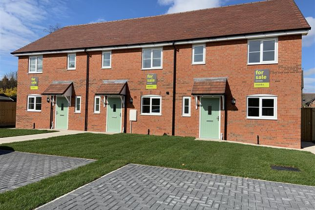 The Wheatlands of Plot 1, 61 The Wheatlands, Baschurch, Shrewsbury SY4