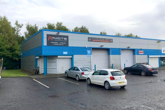 Thumbnail Light industrial to let in Unit 5, Block 3, Whistleberry Industrial Estate, Hamilton, Blantyre