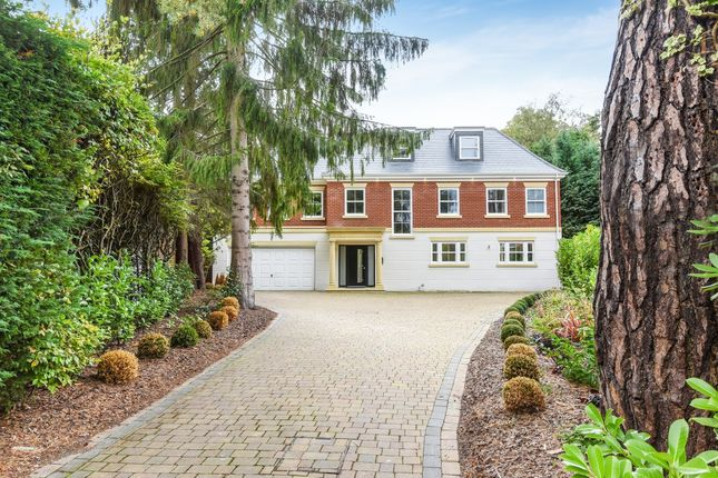 Thumbnail Detached house to rent in Woodlands Ride, Ascot