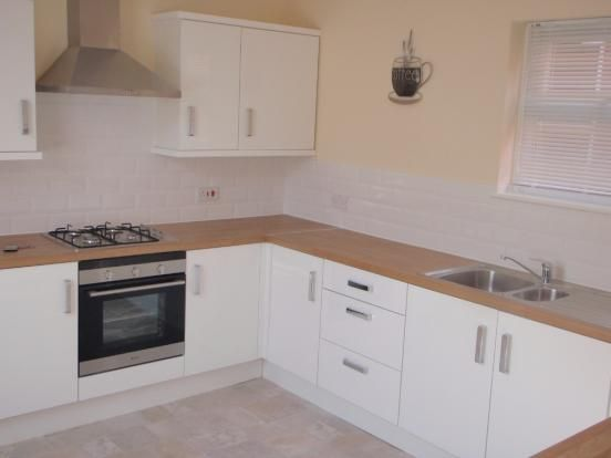 Communal Kitchen of Monks Road, Lincoln LN2