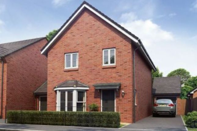 Thumbnail Link-detached house for sale in Dark Lane, Morpeth, Northumberland