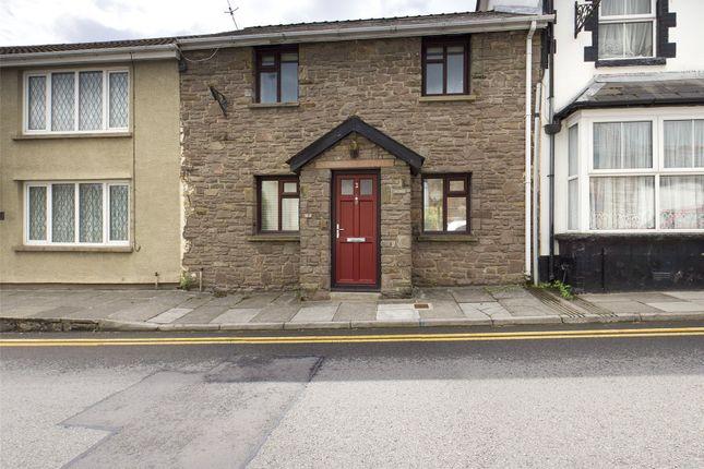 Thumbnail Terraced house for sale in Hatherleigh Terrace, Main Road, Gilwern, Abergavenny