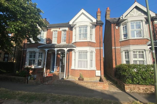 Thumbnail Semi-detached house for sale in Penton Avenue, Staines Upon Thames