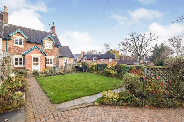 Thumbnail End terrace house for sale in Stanhope Street, Stanton-By-Dale, Ilkeston