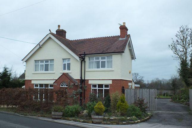 Thumbnail Detached house for sale in Woodmarsh, North Bradley, Trowbridge, Wiltshire