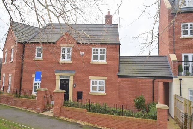Thumbnail Semi-detached house to rent in Upton Grange, Chester