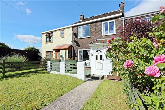 Thumbnail Terraced house for sale in Hazel Dene, Llanharry, Pontyclun
